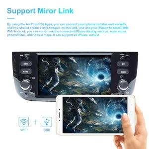 Image 3 - Zltoopai android 10.0, rádio gps navi player multimídia fiat/linea/punto evo 2012 2015 controle wi fi 3g/4g
