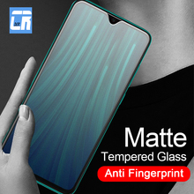 Anti-fingerprint Matte Tempered Glass for Xiaomi A3 9T 9X Frosted Screen Protector on Xiomi Redmi 8 8A 7 Y3 K20 Note 8 pro Film