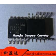5 قطعة/الوحدة FL5150MX FL5150 FL5160MX FL5160 SOIC10 IGBT و MOSFET التيار المتناوب المرحلة قطع باهتة تحكم