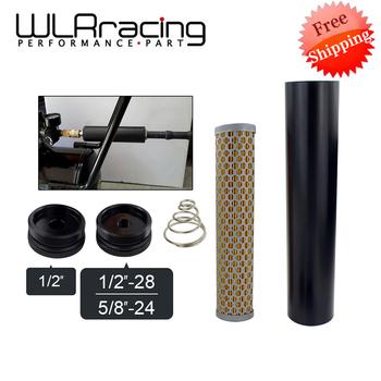 Darmowa wysyłka-nowy filtr paliwa garnitur dla Napa 4003 WIX 24003 5 8 #8222 -24 i 1 2 #8221 lub 1 2 #8222 -28 i 1 2 #8221 Turbo filtr powietrza gwintowane zaślepka tanie i dobre opinie China 5569 5570 For WIX 24003 0 65KGS Aluminum Fuel Filter Black Aluminum Hard Coat anodized FOR Napa 4003 WIX 24003 0 6KGS
