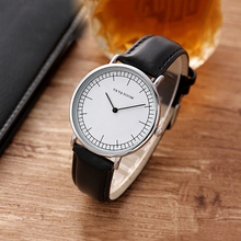 Quartz Watches Men Simple Fashion Brand Leather Luxury Band Men's Watches Casual Sports Clocks Analog Quartz Wrist Watches Male new luxury fashion faux leather men blue ray glass quartz analog watches casual cool watch brand men watches 2016 1122