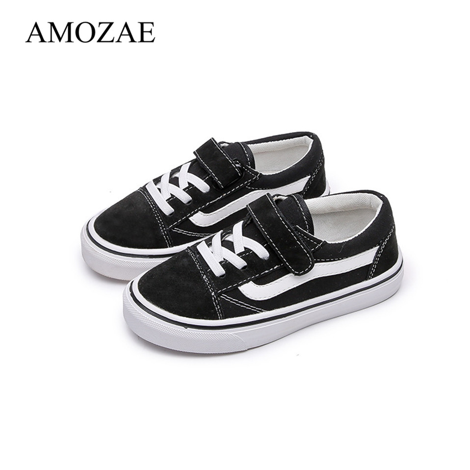 2020 Autumn New Children Canvas Shoes Girls Sneakers Breathable Spring Fashion Kids Shoes For Boys Casual Shoes Student