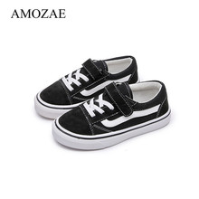 2020 Autumn New Children Canvas Shoes Girls Sneakers Breathable Spring Fashion