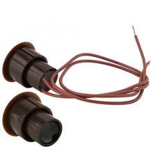 Проводной NC Тип магнитной сигнализации, двери, окна, контактный датчик, детектор, датчик, детализатор, MR-36, герконовый переключатель