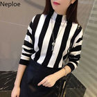 Neploe Striped Knit ...