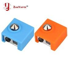 Sock-Cover-Case Heater-Block Protective 3d-Printer Hotend Creality-Cr-10 Silicone MK9