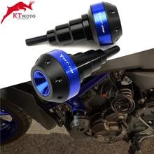 For Yamaha MT09 MT 09 FZ09 FJ09 TRACER MT 09 Motorcycle Falling Protection Frame Slider Fairing Guard Anti Crash Pad Protector