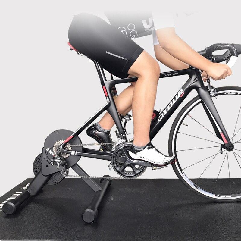 ThinkRider Power MTB จักรยานสมาร์ทเทรนเนอร์จักรยาน Built-in Power Meter จักรยาน Trainers แพลตฟอร์มสำหรับ PowerFun ZWIFT PerfPro