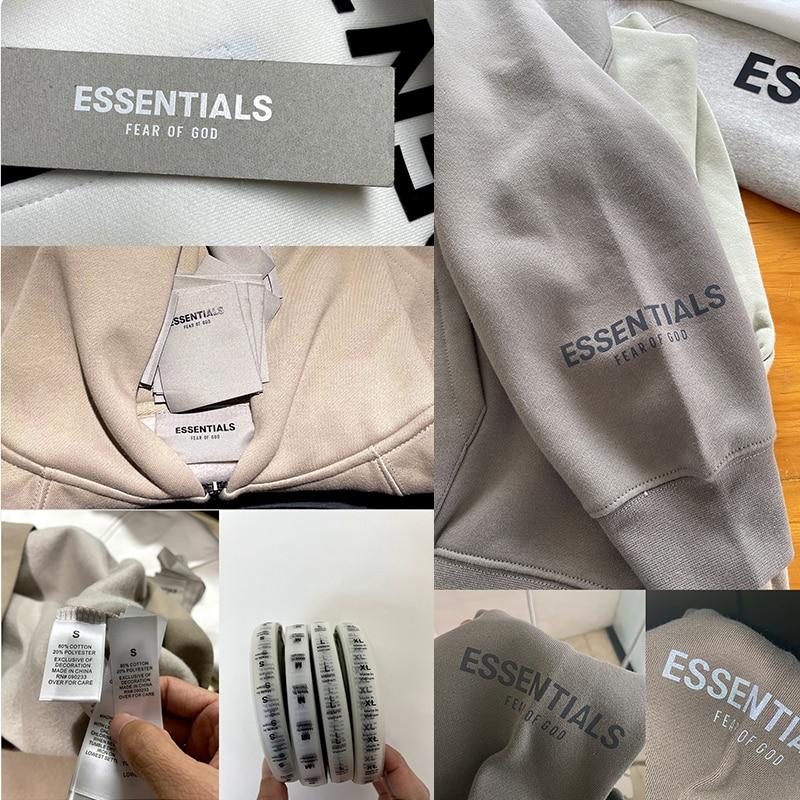 Jesus is king Essentials Jerry Lorenzo Cotton Sweatshirt Sweatpants 3