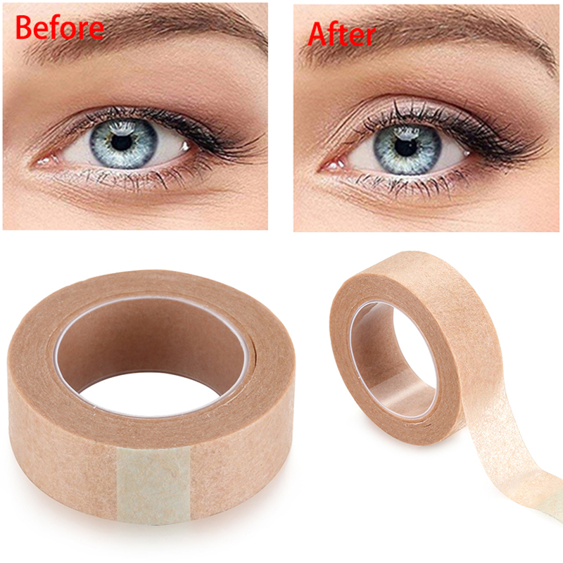 Hot New 1 Roll Double Eyelid Tape Natural Invisible Eyelid Single Side Adhesive Eyelift Tapes Sticker Makeup Tool For Women