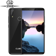 Cubot J7 5.7 18:9 mobile phone android 9.0 2GB 16GB MT6580 Quad-Core Fingerprint Face ID 3G smartphone Dual sim Camera Unlock