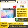 CHUWI  Hi10 X 10.1 inch FHD Screen 6GB RAM 128GB ROM Tablet Intel N4120 Quad Core Windows10 Tablets PC Dual Band 2.4G/5G Wifi