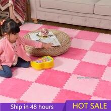 20 шт/лот детский игровой коврик eva развивающий из пены игрушка