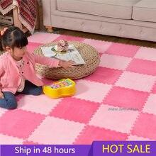20 Teile/los Baby Spielen Matte EVA Schaum Entwicklung Matte Puzzle Spielzeug Kinder Weichen Boden Teppich Spiele Krabbeln Playmat Baby Spielzeug kinder matte