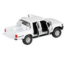 1:32 Halifax модель пикапа, сплав моделирования звук и светильник игрушки
