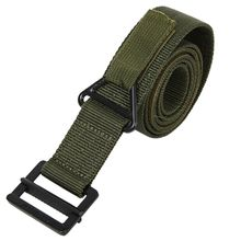 цена на Men\'s CQB Military Combat Rescue Rigger  Duty Belt BLACKHAWK Outdoors Nylon Tactical Belt Waist Support