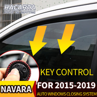 for NAVARA NP300 D23 2015 2018 auto window lifter window regulator AUTO WINDOWS CLOSING SYSTEM auto open and close