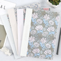A5 Morris Creative Notebook Paper Planner Bullet Journal Agenda School Diary Note Book PVC Notebook Stationery Diary