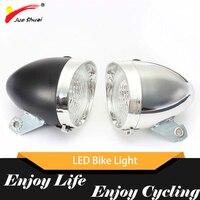Bicicleta CONDUZIU a Luz do Farol Para Bicicleta Elétrica E Luzes Traseiras Da Bicicleta Luz de Aviso de Bicicleta Lâmpada Acessórios Da Bicicleta Elétrica Peças Para Adultos