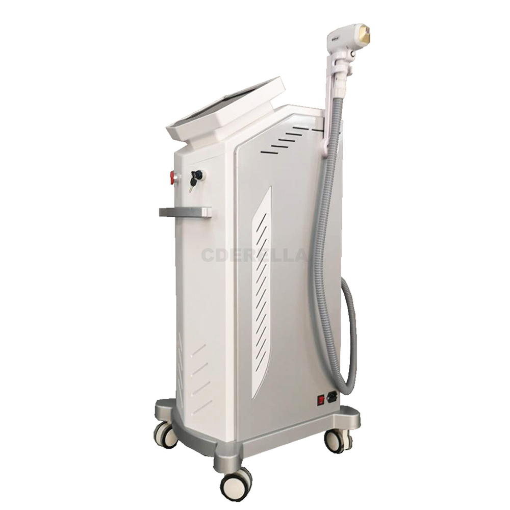 Factory Price 808nm Painless Hair Removal Fast Cooling Diode Laser 80 Million Shots 808nm Beauty Equipment