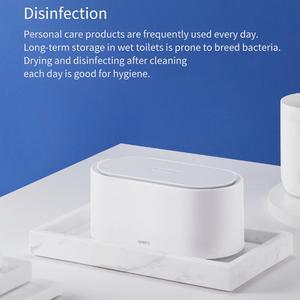 Image 5 - Xiaomi Drogen Uvc Desinfectie Machine Ultraviolette Kiemdodende Sterilisator Verwijderen Meeldauw Deodorizer Ontvochtigen Dagelijkse Benodigdheden