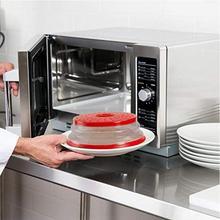 Складная крышка для микроволновых печей для хранения продуктов, силиконовая крышка для хранения фруктов, овощей, дуршлаг, крышка ситечка, корзина для слива
