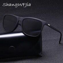 NEW Polarized Sunglasses men Square sun Glasses Brand Designer UV400 protection Shades oculos de sol hombre glasses Driver цена и фото
