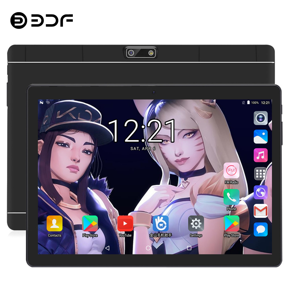 2020 Best-Selling 10 Inch 4G Phone Call Tablets Ten Core Tablet Pc Android 9.0 Tablet 8GB/128GB WiFi Dual SIM Pc Tablet 10.1 Tab