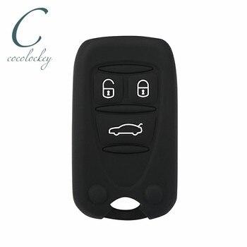 Cocolockey-funda de silicona para la llave del coche, funda para llave inteligente...