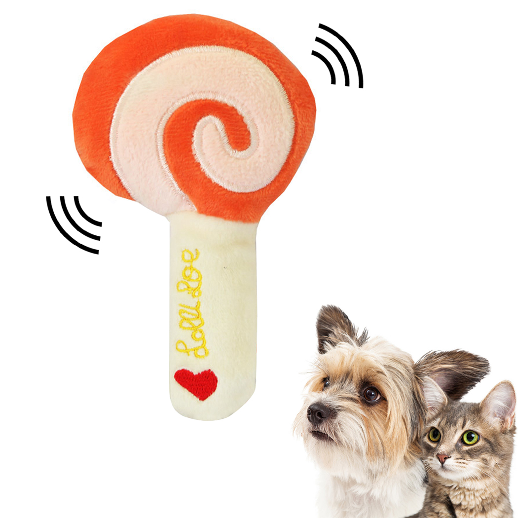 Animals Cartoon Dog Toys Stuffed Squeaking Pet Toy Cute Plush Puzzle For Dogs Cat Chew Squeaker Squeaky Toy For Pet 5