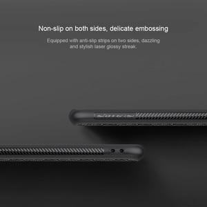 Image 3 - Pour OnePlus 7 Pro étui OnePlus 7 6 6T couverture NILLKIN étui de luxe fibre synthétique carbone PP plastique téléphone couverture arrière pour un Plus7