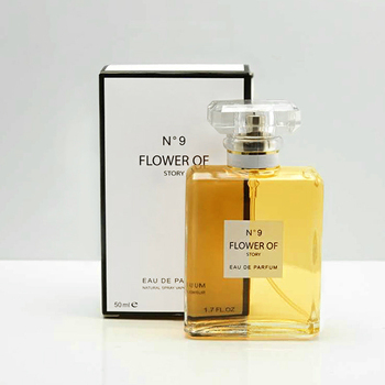 50ml original lady perfume city beauty spray white musk lasting fragrance gift box packaging perfume