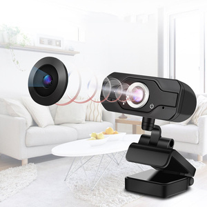 Image 4 - HD Webcam Built in Microphone Smart 1080P Web Camera USB Pro Stream Camera for Desktop Laptops PC Game Cam For Mac OS Windows