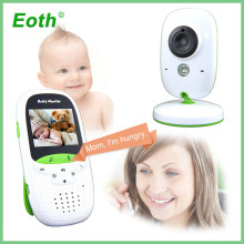 720 color  electronic baby monitor wireless audio camera elektroniczna video vigilabebes connectee wifi videos surveillance