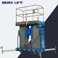 16m Hydraulic Man Lift Mobile Aluminum lifting tools