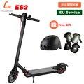 [Европейский запас] KUGOO ES2 складной электрический скутер для взрослых дисковый тормоз 350 Вт 7.5AH e скутер электрический скейтборд M365 PK Ninebot