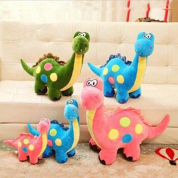Disney New HotSale 20cm Animals Dinosaur Cartoon Plush Stuffed Toys Lively Lovely Draogon Plush Dolls Christmas Gifts For Kids цена 2017