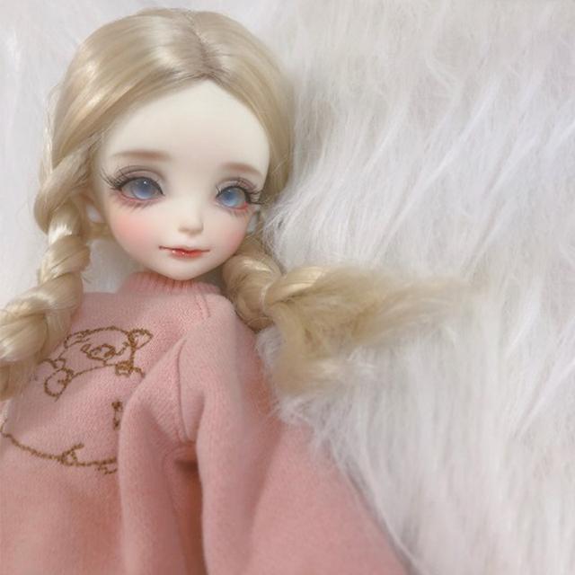 BJD SD Doll  Ragdoll or DZ Masia 1/6 Body Model Baby Girls Boys High Quality Toys Shop Resin Figures Lati body