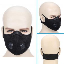 KN95 Activated bamboo carbon 5-layer filter antivirus masks qualified face Masks Anti-dust virus Safe PM2.5 protective mask n95 1