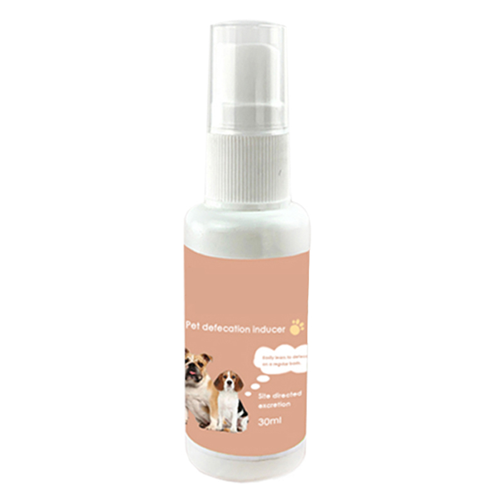 30ml Pet Dog Spray Inducer Dog Toilet Training Puppy Positioning Defecation Pet Potty Training Spray LBShipping