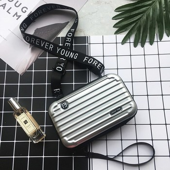 Women Bags 2020 Luxury Handbags Designer for Totes Fashion Small Luggage Bag Famous Brand Clutch Top-handle