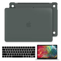 새로운 자정 그린 컬러 케이스 Macbook Air Retina Pro 13 15 16 터치 바 2019 A2289 A2159 A1706 AIR 13 2019 2020 A2179 A1932