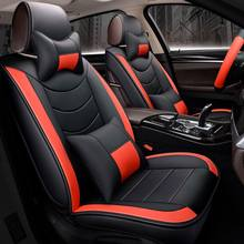Auto Car seat cover for mercedes benz c180 c200 gl ml t202 t203 t210 t211 w124 w140 w245 of 2018 2017 2016 2015(China)
