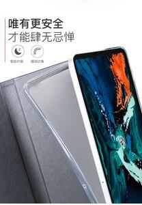 Image 4 - Funda de silicona a prueba de golpes para iPad, protector de alta calidad para iPad pro 11 2018, 12,9