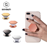 Flexible Universal Mobile Phone Holder Finger Grip Air Bag Bracket Mount Holder Support Stand for Samsung For Huawei For iPhone
