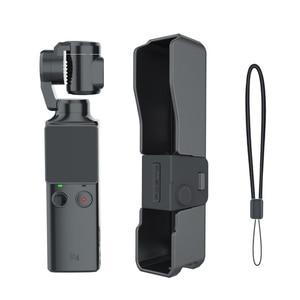 Image 1 - Boîte de rangement Portable pour FIMI paume cardan caméra étui de transport boucle sac pour FIMI paume protecteur couverture rigide sangle sangle lanière