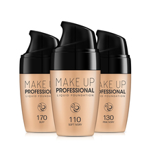 Liquid Foundation 30ml Moisturizing Concealer Control Oil Nude Makeup Non-Decoloring Isolated Foundation Cream BB Cream все цены
