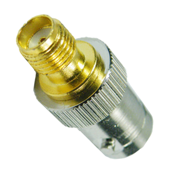 Işıklar ve Aydınlatma'ten Konnektörler'de Sıcak satış F/F RF SMA dişi BNC dişi adaptör anten kablosu RFB 1142 title=