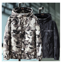 купить Plus Size 9XL 8XL 7XL Camouflage Casual Jacket Men Spring Autumn Fashion Male Windbreaker Hooded Coat Bomber Military Jacket Men дешево