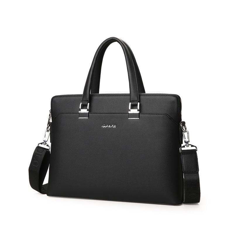Male Package Man Handbag Briefcase Computer Single Shoulder Satchel Business Affairs Tide Messenger Bag Luxury Brand Men Leather